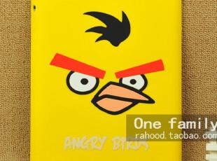 愤怒的小鸟 ipad2 IPAD3代 可爱卡通壳 硅胶套 保护套 外壳 软套,数码周边,