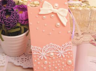 包邮!珍珠蕾丝 冰淇林雪糕 iphone4 4S苹果4代 手机壳 保护套,数码周边,