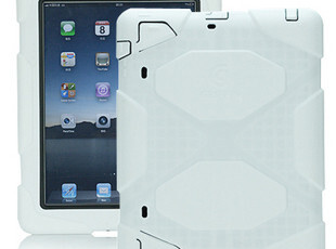 格里芬幸存者 苹果 New ipad 3 2 保护套 超强 硅胶套 外壳 配件,数码周边,