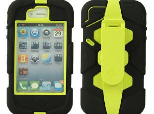 苹果iPhone4s手机壳格里芬幸存者苹果4硅胶套保护套外壳子配件,数码周边,