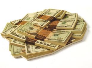 异开 Innokids 创意 新奇特 个性礼物  美元鼠标垫 IM051,数码周边,
