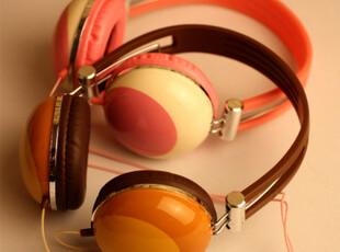 日单Rilakkuma轻松熊 耳机 iphone4ipaditouch头戴护耳式耳机,数码周边,