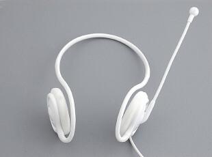 包邮欧凡 OA-5002MV 后挂式 潮高档白色电脑耳机耳麦带麦克风正品,数码周边,