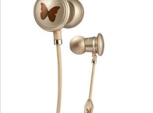 原装进口Monster 魔声 Butterfly VIVIENNE TAM 蝴蝶 入耳式耳机,数码周边,