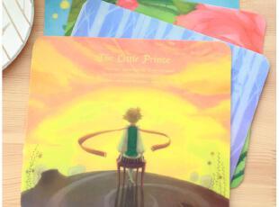 默默爱♥卡通可爱 小王子系列 PVC鼠标垫 防滑鼠标垫,数码周边,