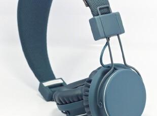 瑞典原装Urbanears Plattan耳机 靛蓝 牛仔蓝 搭配 有范复古风,数码周边,