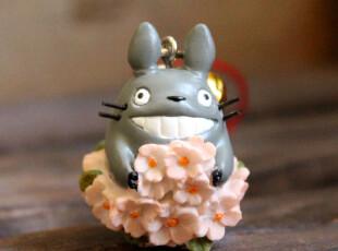 千度悠品 zakka 日式杂货 宫崎骏 樱の花 龙猫 挂件 手机链,数码周边,