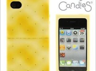 苏打饼干 iphone4手机壳 iphone4s手机壳 苹果4手机壳 硅胶套配件,数码周边,