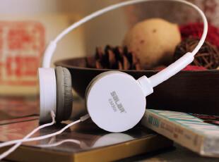 Salar声籁 EM300手机耳机mp3耳机潮 头戴式耳机耳麦音乐电脑耳机,数码周边,
