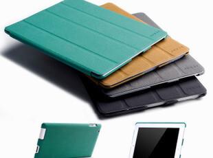 恒 New ipad 3 2保护套 皮套 苹果配件 外壳 可爱 超薄 休眠皮套,数码周边,