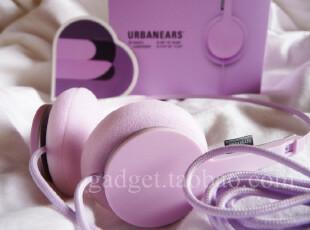 瑞典原装Urbanears Tanto耳机 薰衣草 接iPhone 女友 节日 礼物,数码周边,