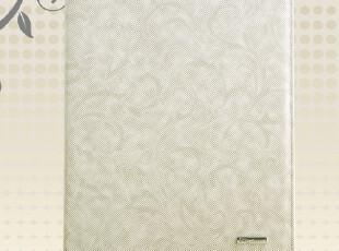 热卖Elegance苹果the new ipad2保护套休眠花纹ipad3皮套配件,数码周边,
