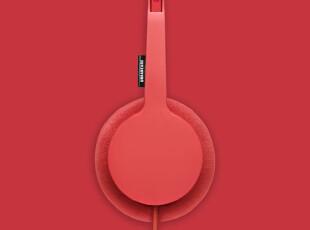 瑞典原装Urbanears Tanto耳机 番茄红 安卓 手机 可用,数码周边,