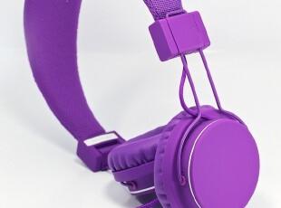 瑞典原装Urbanears Plattan Plus 耳机 葡萄紫 带麦Mic音量控制,数码周边,