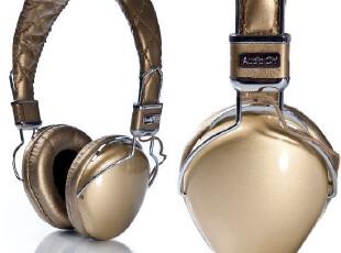 Audio Chi DJ耳机 奢华 金色 时尚设计 潮女夜店私搭 超震撼音质,数码周边,