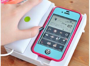 默默爱♥苹果iphone防辐射座机 磨砂复古手机听筒/话筒/受话器,数码周边,
