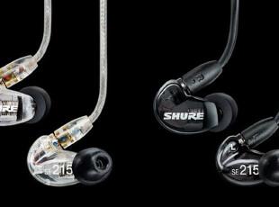 特价!包顺丰+礼包+C套+升级线 SHURE舒尔 SE215 换线耳机 大昌行,数码周边,