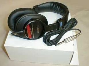 上海现货 五钻 日本进口 SONY索尼 MDR-CD900ST 专业监听级耳机,数码周边,