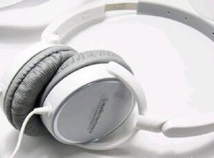 5钻包邮正品铁三角ATH-FC.700头戴式耳机折叠白色时尚可爱重低音,数码周边,