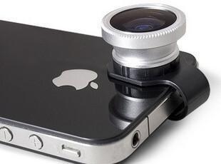 iPhone4s/iPad专用夹式特效镜头|3款可选【日本Gizmon】,数码周边,