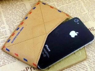 信封袋苹果4 iphone4手机壳 iphone4s手机壳 手机套 正品外壳 潮,数码周边,
