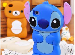 默默爱♥可爱小熊 史迪仔系列 两节分开式硬壳 iphone4/4s手机壳,数码周边,