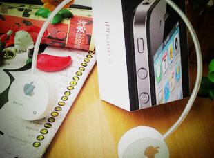 手机耳机iphone4s苹果专用无线蓝牙耳机 头戴式立体声耳麦正品潮,数码周边,