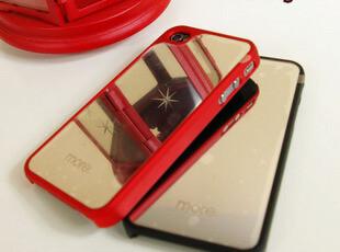 刀锋镜面 iphone4手机壳苹果手机壳 iPhone4S外壳 iPhone4s手机壳,数码周边,