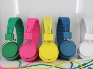 特价包邮正品卡能850苹果iPhone4专用彩色情侣头戴护耳式耳机耳麦,数码周边,