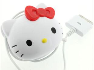 2012年日本原装最新超萌HELLO KITTY 大头 IPHONE充电器,数码周边,