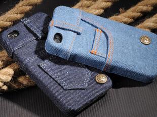 特价 时尚创意 iphone4 4s 手机壳 牛仔新款 保护套 保护壳 壳子,数码周边,