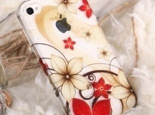 正品 iPhone4/4s 水滴 酷斯派 苹果4手机壳 保护套 渐变雨滴外壳,数码周边,