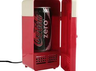 电脑周边小电器创意礼品USB迷你冷暖冰箱个性便携加热机可爱冰柜P,数码周边,