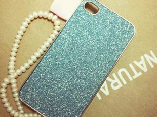 新款 闪粉裸色系 苹果4s手机壳 iphone4s手机壳 4s手机壳 贴钻壳,数码周边,