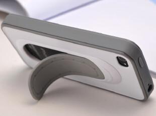 朗风 创意新款 iphone4s手机壳 支架外壳 苹果4s手机壳 软胶,数码周边,