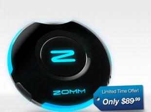 现货ZOMM iphone4s 蓝牙防丢器 i9300蓝牙耳机防盗器车载无线接听,数码周边,