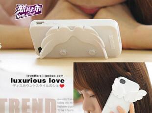 韩国angel-it iphone4 4s天使恶魔蝙蝠 翅膀 糖果色tpu保护壳,数码周边,