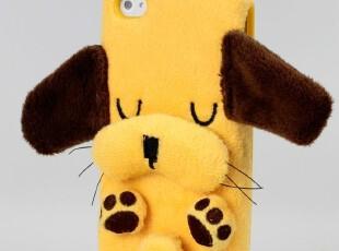 任选两款包邮 立体毛绒小兔小狗韩国iphone4 4S苹果手机外壳,数码周边,