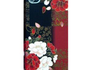 日本樱花iPhone4手机壳磨砂 iPhone4s手机套防摔苹果4保护壳A211,数码周边,