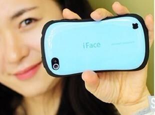 韩国iFace 热卖爆款 苹果 iphone 4 4S 炫彩跑车手机壳 保护套,数码周边,