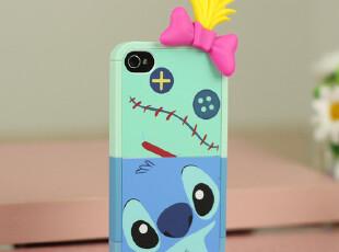 星际宝贝 苹果 iphone 4 4s 手机壳 保护套 卡通 外壳 麿砂 壳子,数码周边,