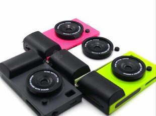 日本 icamera iphone 4 4s 手机套 复古 相机造型外壳,数码周边,