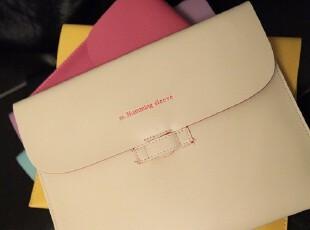 皮质感 IPAD CASE~mini 笔记本包保护套 CUTE色~多色,数码周边,