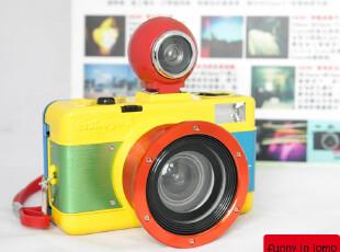 Lomo相机官方 Fisheye NO2 RipCurl限量特别版鱼眼相机包邮送胶卷,数码周边,