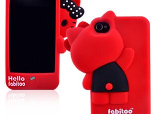躲猫猫 iphone4s手机壳 硅胶 iphone4手机壳 苹果4手机壳 手机套,数码周边,