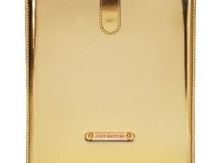 美国官网代购Juicy Couture 2012新款iPad超炫保护套壳 金银2色,数码周边,