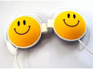 超逗 可爱 QQ表情 挂耳式 嘟嘟嘴耳机 耳挂式 礼品 耳机 耳塞新款,数码周边,