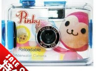 LOMO潜水相机防水相机水下相机防水照相机水下照相机--卡通猴子,数码周边,