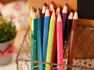 TouFa Store●韩国文具 创意水彩笔 12色中性笔 0.38mm,文具,
