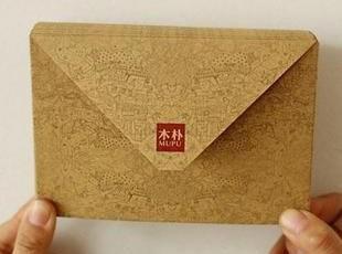 原创信封。我把满满的回忆寄给你好么?《理想国款》,文具,